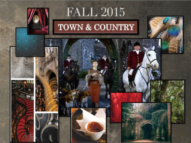 fall town and country inspiration