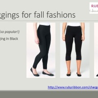 Enhance your fall wardrobe with some Ruby Ribbon basics that are on sale!