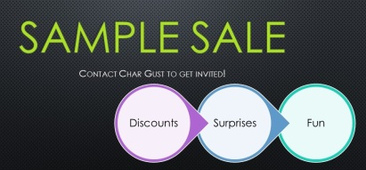 sSample sale graphics
