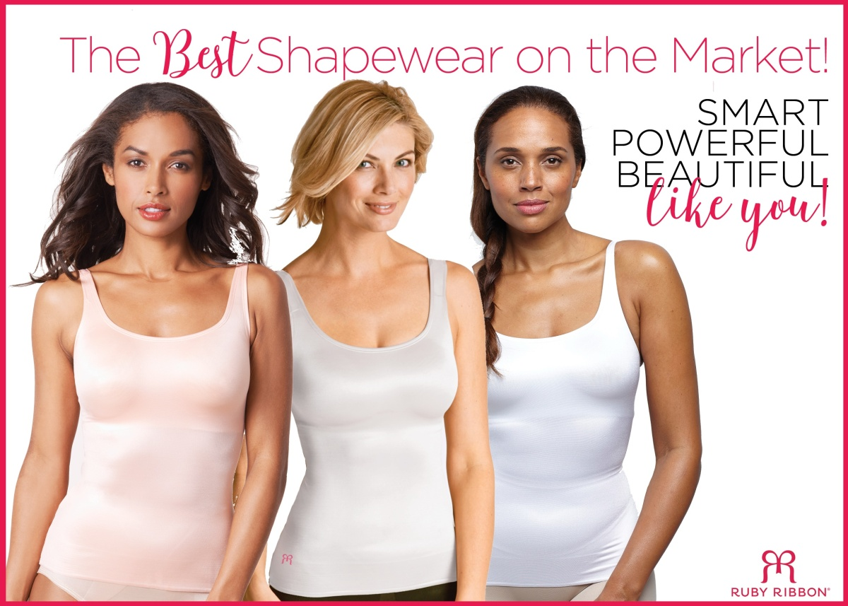 Ruby Ribbon's Golden Rules of Shapewear