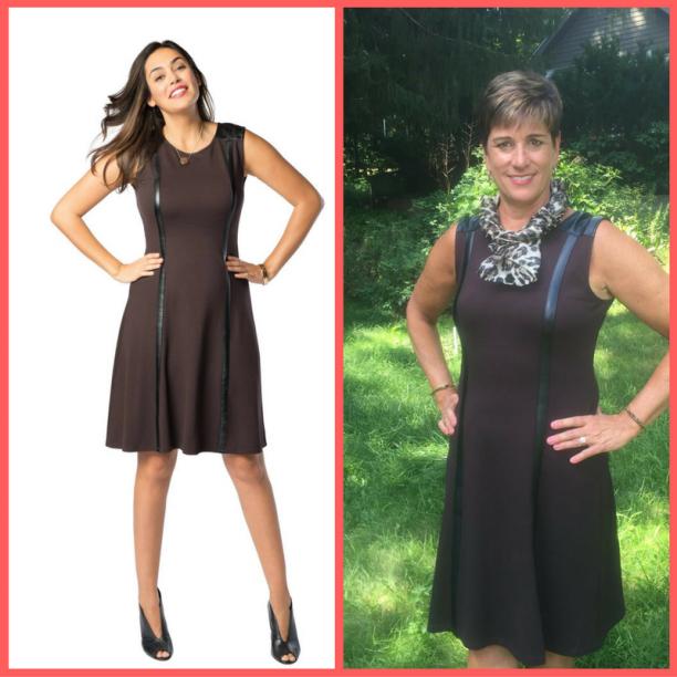 little-brown-dress-2-ways