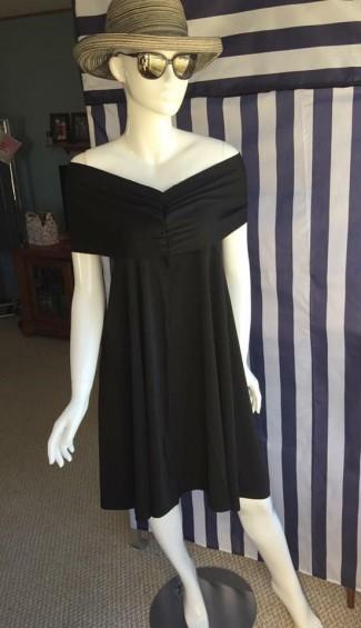 convertible skirt as dress