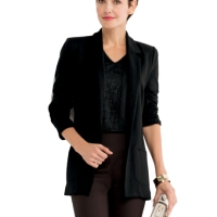 Did you miss the new Ponte Blazer?