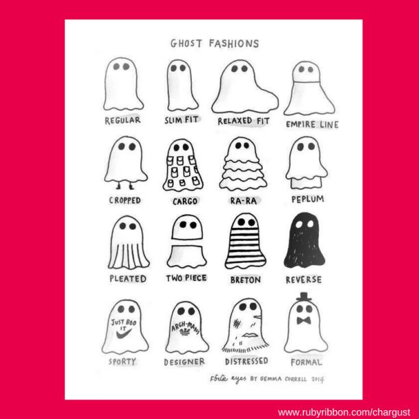 Ghost fashion
