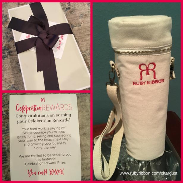 Wine bottle rewards