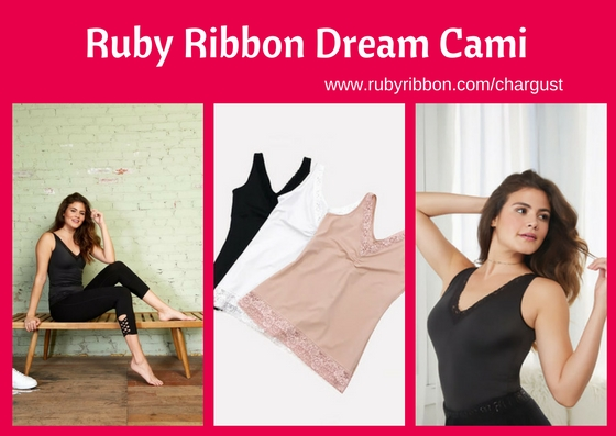 Ruby Ribbon Dream Cami